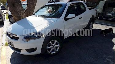 Foto venta Auto usado Fiat Strada Trekking 1.3 Multijet Ac (2015) color Blanco precio $369.000