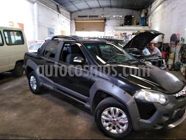 Foto venta Auto usado FIAT Strada Trekking 1.3 Multijet Cabina Simple Seguridad (2014) color Negro precio $350.000