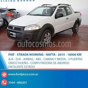 Foto venta Auto usado Fiat Strada Trekking 1.4 Fire (2015) color Blanco precio $395.000