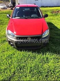 Foto venta Auto usado Fiat Strada Trekking 1.4 (2019) color Rojo precio $474.000