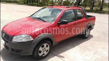 Foto venta Auto usado FIAT Strada Trekking 1.4 (2014) color Rojo precio $295.000