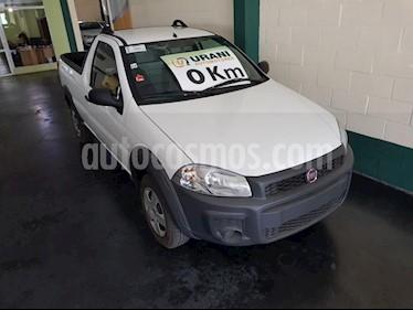 Foto venta Auto usado Fiat Strada Trekking 1.4 (2019) color Blanco precio $540.000