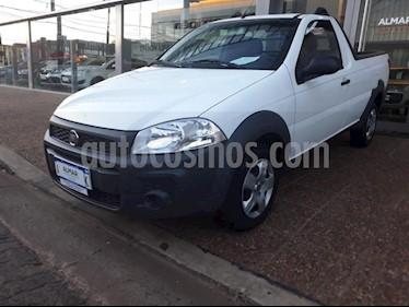 Foto venta Auto usado FIAT Strada Trekking 1.4 (2017) color Blanco precio $329.900