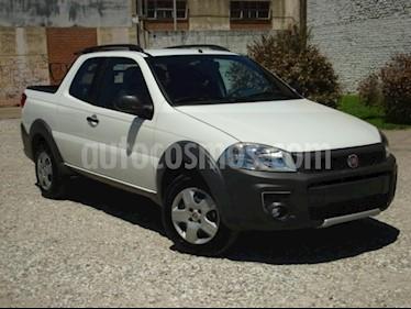 Foto venta Auto Usado Fiat Strada Trekking 1.4 (2018) color Blanco precio $200.000