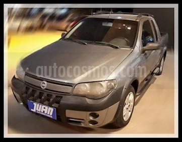 Foto venta Auto usado Fiat Strada Trekking 1.4 (2007) color Gris Oscuro precio $170.000