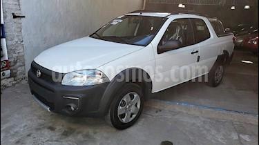 Foto venta Auto Usado Fiat Strada Trekking 1.4 (2019) color Blanco precio $525.000