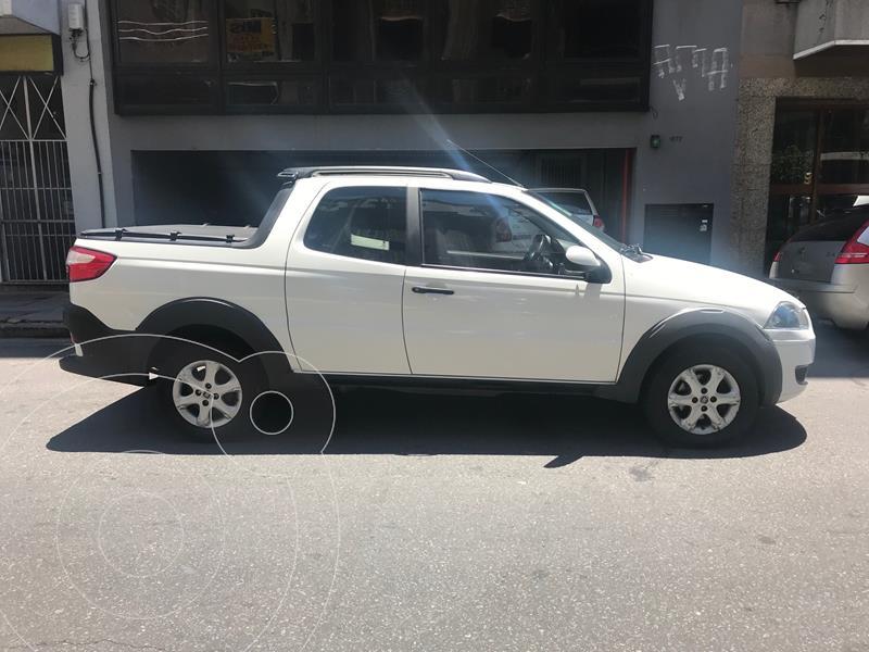 FIAT Strada Trekking 1.3 Multijet usado (2015) color Blanco Banchisa precio $1.150.000