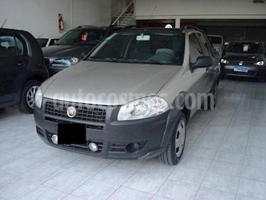 Foto venta Auto usado Fiat Strada Working - (2013) color Gris precio $219.900