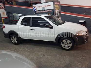 Foto venta Auto usado FIAT Strada Working 1.4 Cabina Doble 3 Puertas (2015) color Blanco precio $399.000