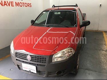 FIAT Strada Working 1.4 Cabina Simple Ac usado (2011) color Rojo Alpine precio $230.000