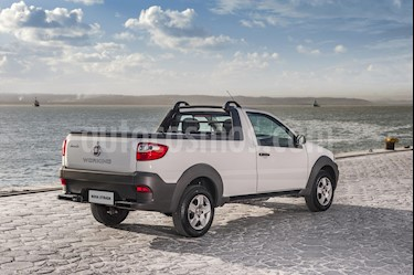 Foto FIAT Strada Working 1.4 Cabina Simple nuevo color Blanco Banquise precio $841.000