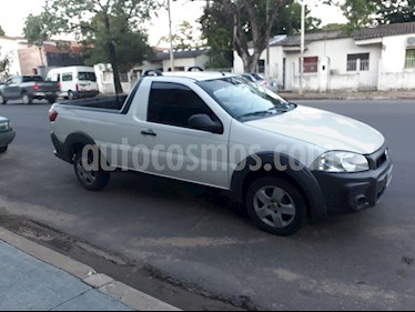 Foto venta Auto usado Fiat Strada Working 1.4 Cabina Simple (2015) color Blanco Banquise precio $268.000