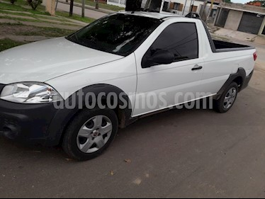 Foto venta Auto usado Fiat Strada Working 1.4 Cabina Simple (2015) color Blanco precio $265.000