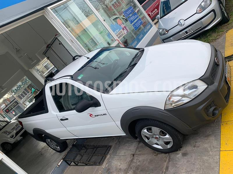 foto FIAT Strada Working 1.3 Cabina Simple Fire usado (2015) color Blanco precio $590.000