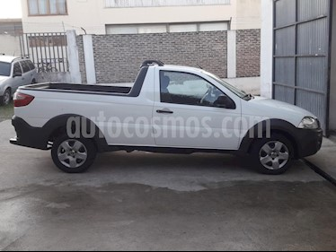 FIAT Strada Working 1.4 usado (2015) color Blanco precio $460.000