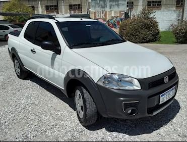 FIAT Strada Working 1.4 Cabina Doble 3 Puertas usado (2018) color Blanco precio $480.000