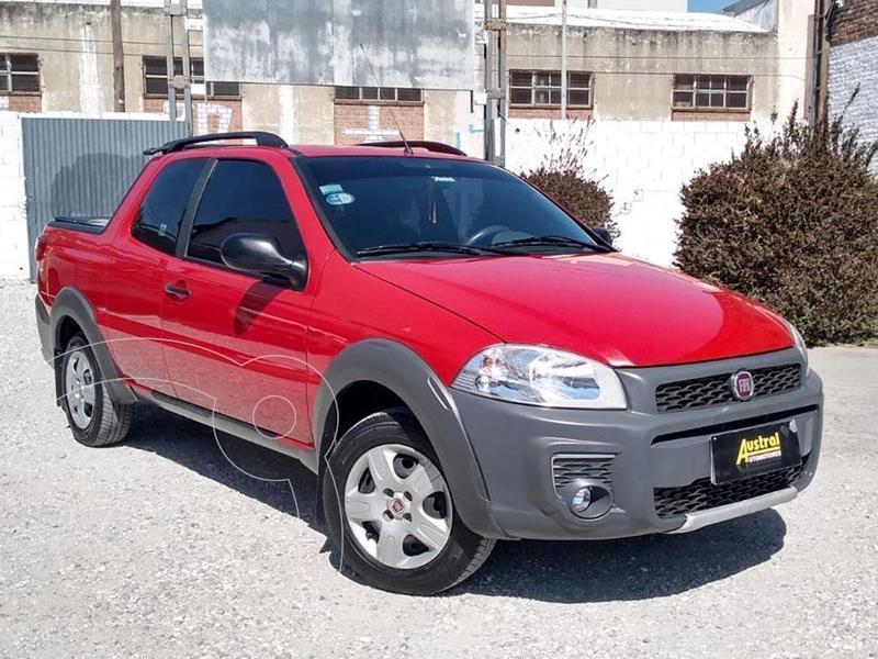 Foto FIAT Strada Working 1.4 Cabina Doble 3 Puertas usado (2018) color Rojo precio $980.000