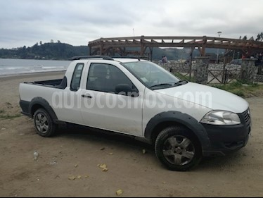 FIAT Strada Working CE 1.4L Working  usado (2014) color Blanco precio $4.700.000