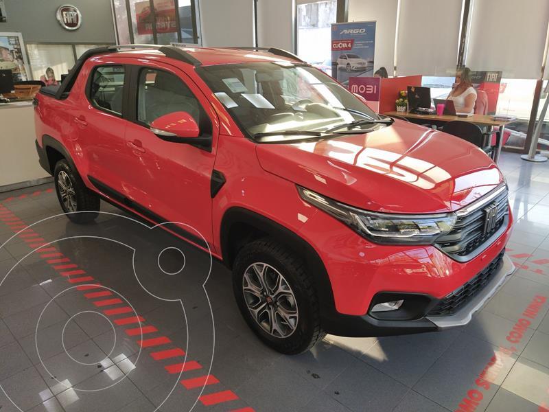 Foto FIAT Strada Volcano Cabina Doble 1.4 Firefly nuevo color Rojo precio $2.610.000
