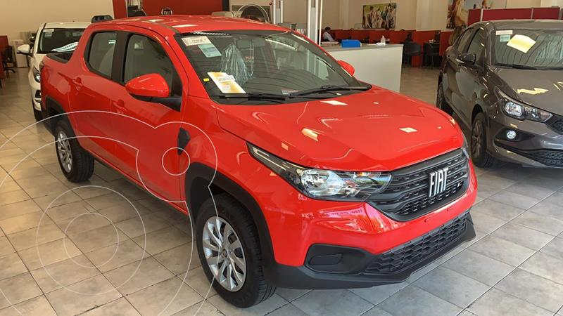 Foto FIAT Strada Endurance Cabina Doble 1.4 Firefly nuevo color Rojo precio $2.085.000