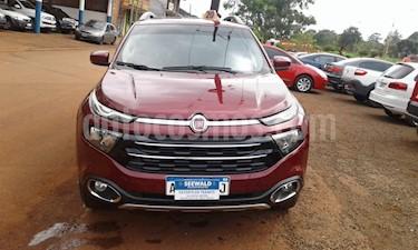Foto venta Auto usado Fiat Toro - (2017) color Bordo precio $820.000