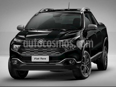 Foto venta Auto usado Fiat Toro 1.8 Freedom 4x2 CD Aut Pack Seguridad (2019) color Negro Carbon precio $900.000