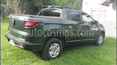 Foto venta Auto usado FIAT Toro 2.0 TDi Freedom 4x2 CD (2017) color Verde precio $690.000