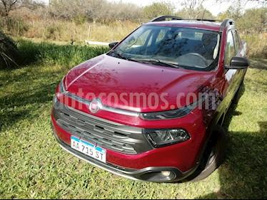 Foto venta Auto usado FIAT Toro 2.0 TDi Freedom 4x2 CD (2016) color Rojo Obscuro precio $585.000
