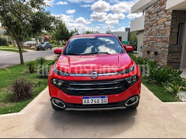 Foto venta Auto usado Fiat Toro 2.0 TDi Freedom 4x4 CD Pack Xtreme (2016) color Rojo precio $730.000