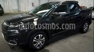 Foto venta Auto usado Fiat Toro 2.0 TDi Freedom 4x4 CD (2016) color Negro Carbon precio $660.000