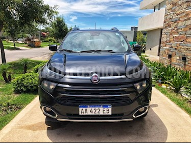 Foto venta Auto usado Fiat Toro 2.0 TDi Freedom 4x4 CD (2016) color Negro Carbon precio $715.000