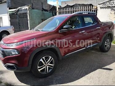 Foto venta Auto usado Fiat Toro 2.0 TDi Volcano 4x4 CD Aut (2017) color Bordo precio $725.000