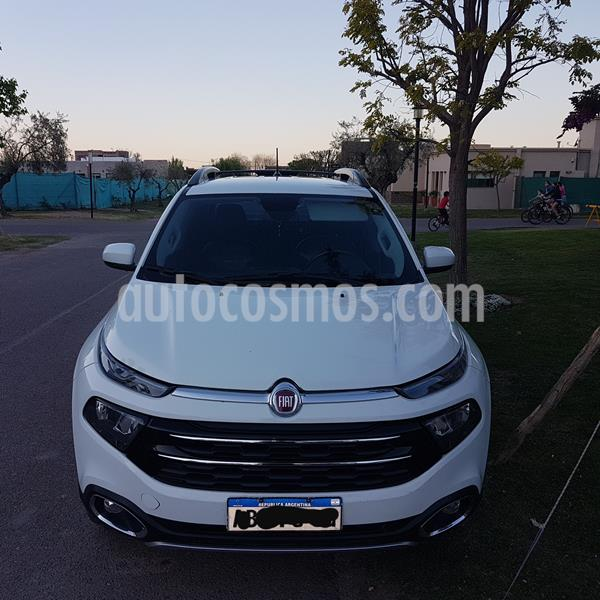 FIAT Toro 2.0 TDi Freedom 4x4 CD Pack Xtreme usado (2017) color Blanco precio $1.900.000