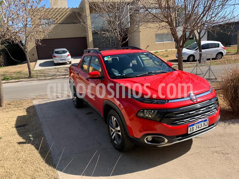 FIAT Toro 2.0 TDi Freedom 4x4 CD Pack Xtreme usado (2017) color Rojo precio $1.400.000