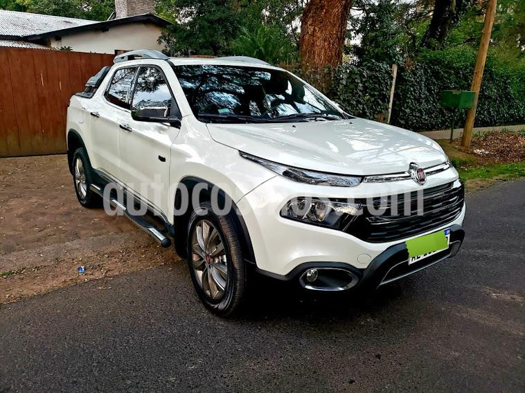 FIAT Toro 2.0 TDi Ranch 4x4 CD Aut usado (2020) color Blanco Alaska precio u$s22.700