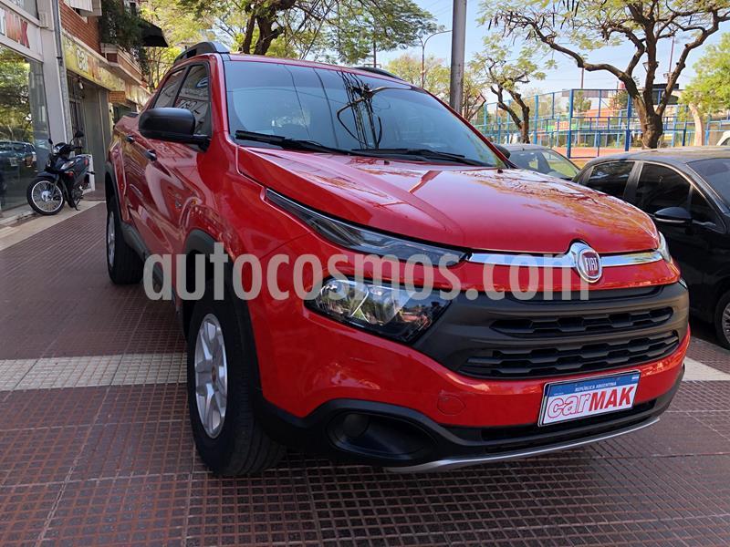 FIAT Toro 2.0 TDi Freedom 4x2 CD usado (2019) color Rojo precio $1.785.000
