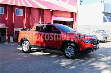 FIAT Toro Freedom 4x2 CD usado (2017) color Rojo precio $810.000