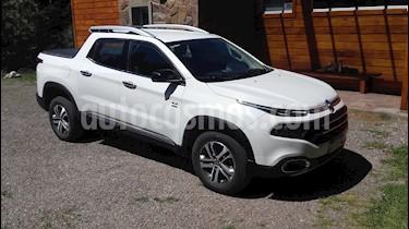FIAT Toro 2.0 TDi Volcano 4x4 CD Aut Pack Premium usado (2018) color Blanco precio $1.400.000