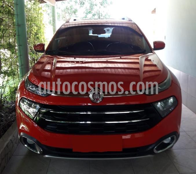 FIAT Toro 2.0 TDi Freedom 4x4 CD Pack Xtreme usado (2017) color Rojo precio $2.180.000