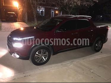 FIAT Toro 2.0 TDi Volcano 4x4 CD Aut Pack Premium usado (2017) color Rojo Obscuro precio $1.480.000