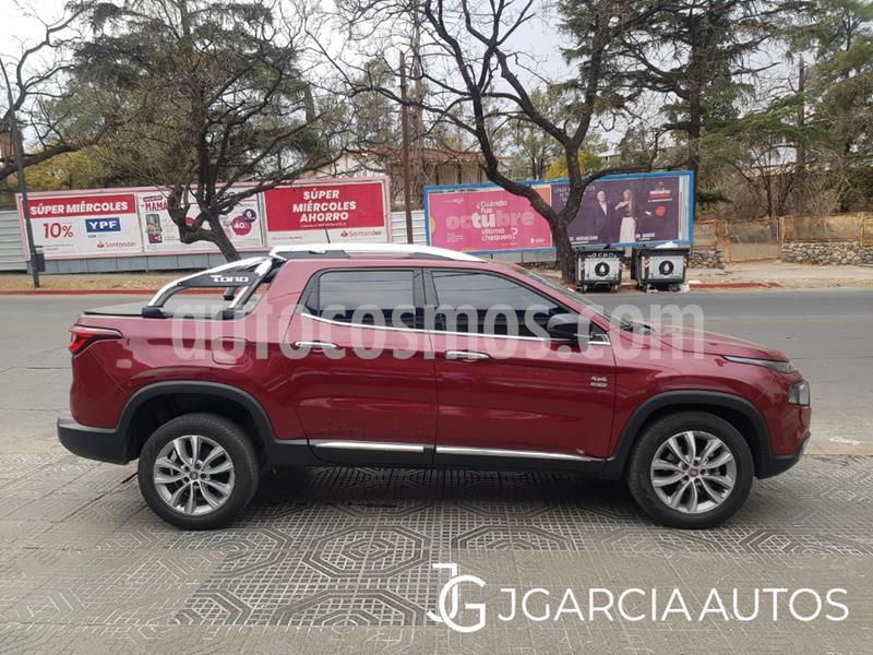FIAT Toro Volcano 4x4 CD Aut Pack Premium usado (2019) precio $2.930.000