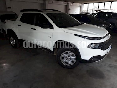 Foto venta Auto usado FIAT Toro Freedom 4x2 CD (2017) color Blanco precio $599.000