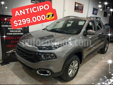 Foto venta Auto usado FIAT Toro Freedom 4x2 CD (2019) color Gris Oscuro precio $876.543