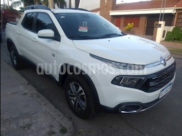 Foto venta Auto Usado Fiat Toro Freedom 4x2 CD (2017) color Blanco precio $690.000