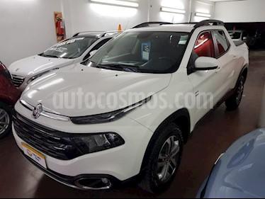 Foto venta Auto usado Fiat Toro Freedom 4x4 CD (2016) color Blanco precio $675.000