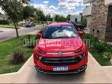 Foto venta Auto usado Fiat Toro Freedom 4x4 CD (2017) color Rojo precio $780.000