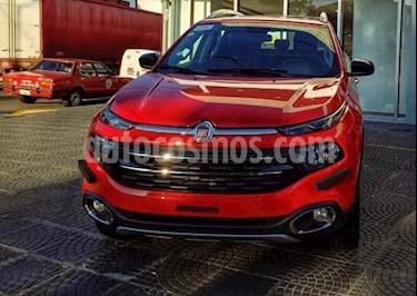 foto FIAT Toro Volcano 4x4 CD Aut usado (2019) color Rojo precio $1.236.000