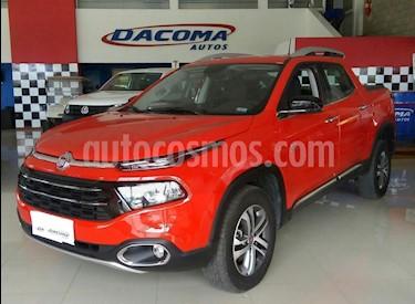 Foto venta Auto usado Fiat Toro Volcano 4x4 CD Aut (2017) color Rojo