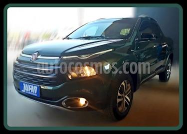 FIAT Toro Volcano 4x4 CD Aut usado (2017) color Verde Oscuro precio $1.195.000