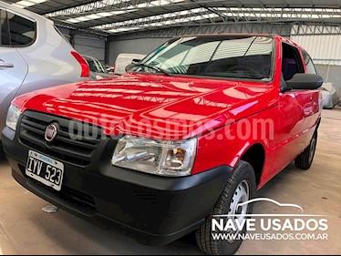 FIAT Uno Fire 3P usado (2010) color Rojo precio $181.000